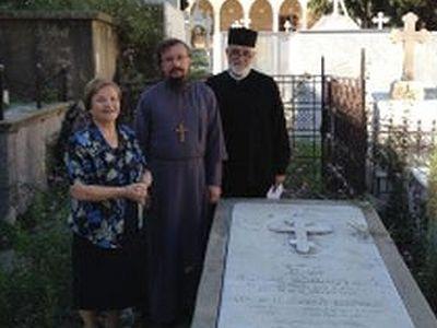 Бейрут: Подворью Русской Православной Церкви передан участок кладбища
