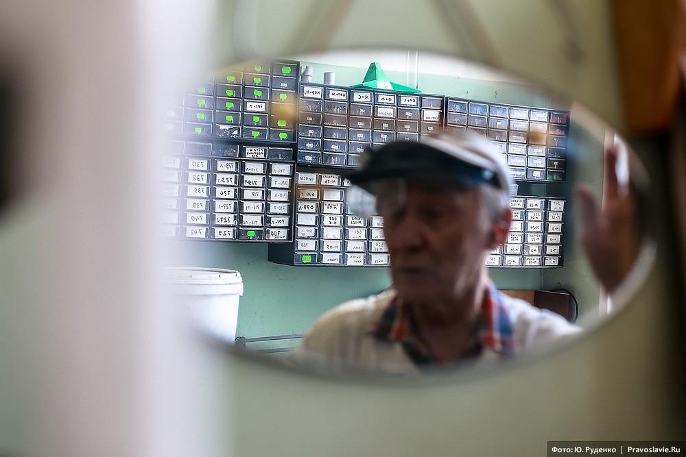 Юрий Петрович в прошлом – физик, сейчас разрабатывает свою схему нагрева