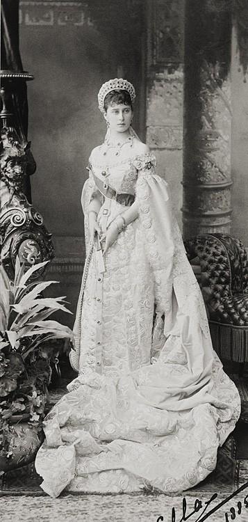 1885 г. Великая княгиня Елизавета Феодоровна