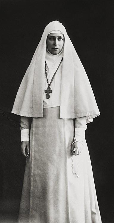 1910 г. Основательница Марфо-Мариинской обители