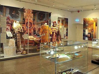 В Tаллине проходит выставка «Казанская церковь. Сохраним наши реликвии»