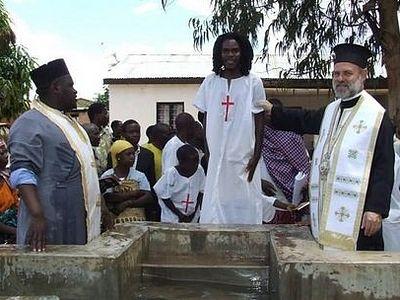 Миссия в Сьерра-Леоне: Эбола наступает, но среди зараженных нет ни одного православного