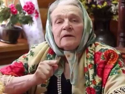Funny and Touching: A Russian Grandma's Advice to Obama