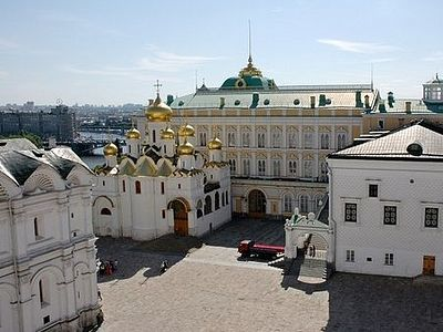 Restoration of the Kremlin monasteries to start after the decision of UNESCO