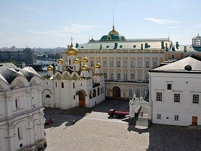 Восстановление монастырей Кремля начнется после заключения ЮНЕСКО