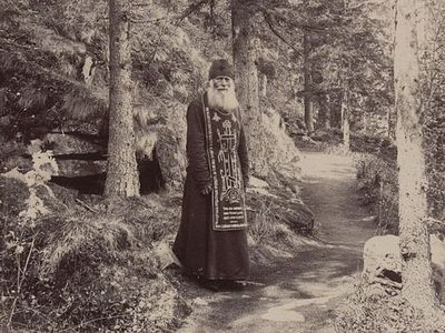 "The exhibition, ""Spiritual links between Russia and Greece: Valaam and Mt. Athos"" opens in Athens"
