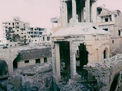 Сирия: боевики взорвали армянскую церковь, построенную в память о геноциде