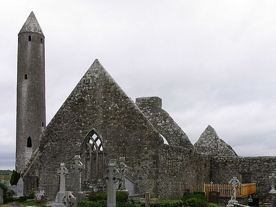 Saint Colman of Kilmacduagh in Ireland, Wonder Worker