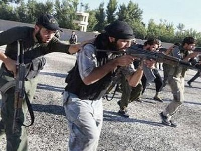 Боевики атаковали христианскую деревню на Юге Сирии
