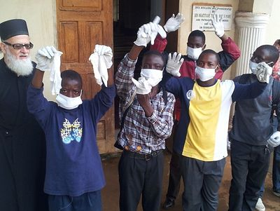 Ebola crisis in Sierra Leone and the Orthodox Mission