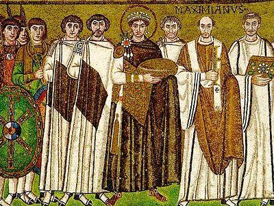 Война святого императора Юстиниана с вестготами