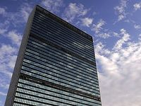 A resolution fighting the glorification of Nazism adopted by UN on Russia's initiative