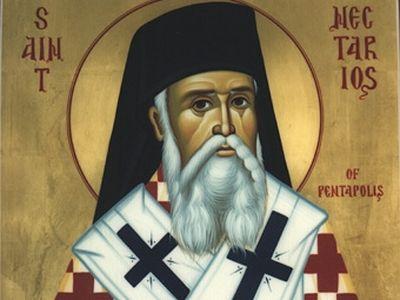 Spiritual Wisdom from St. Nectarios of Aegina