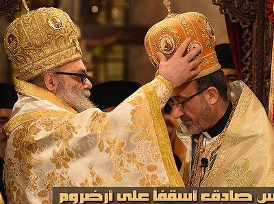Антиохийская Церковь: Новый епископ будет окормлять христиан Палестины