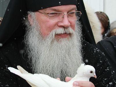 В Новоспасском монастыре ко дню памяти владыки Алексия (Фролова) устроят выставку