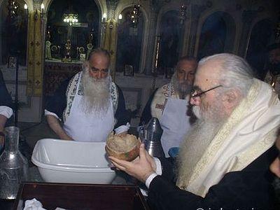 В Греции обретены мощи мученика за Христа, благоухавшие «как в древние времена»