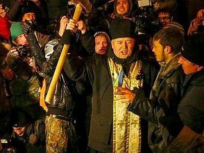 Униатский проект на Украине спонсируется Западом – эксперт