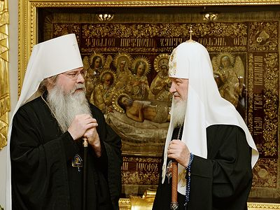 Orthodox Christians in Russia, U.S. can improve countries' relationship - Patriarch Kirill
