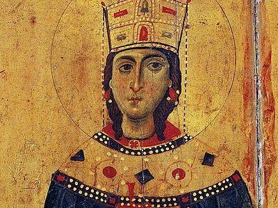 День памяти св. вмч. Екатерины