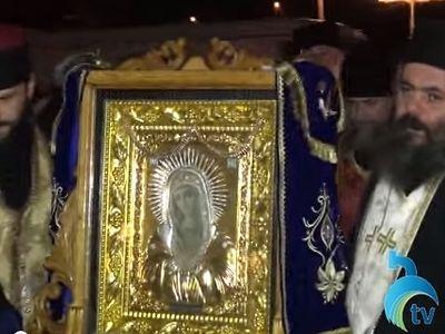 В Грузию прибыла мироточивая икона «Умиление»