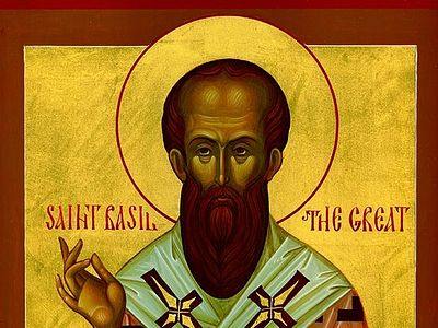 St. Basil the Great, Archbishop of Cæsarea in Cappadocia