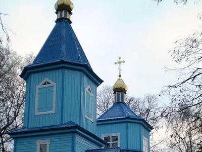 На западе Украины осквернили и ограбили православный храм