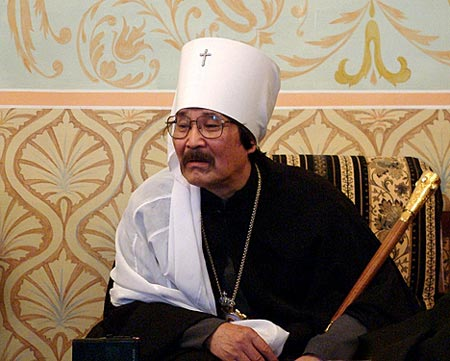 "Metropolitan of Japan Daniel: ""Divine love must reign in the heart of man"""
