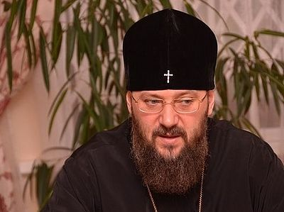 Metropolitan Anthony of Boryspil relates the number of churches seized by schismatics