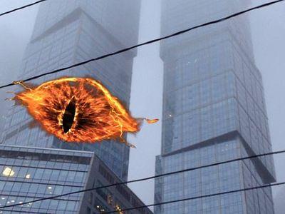 «Око Саурона» все-таки появилось над Москвой