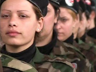 Женщина бросает вызов ал-Багдади: полковник Халя Иасин обратилась к главе ИГИЛ