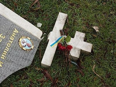 'Even dead people have no peace': Families left devastated after vandals desecrate graves in cemetery