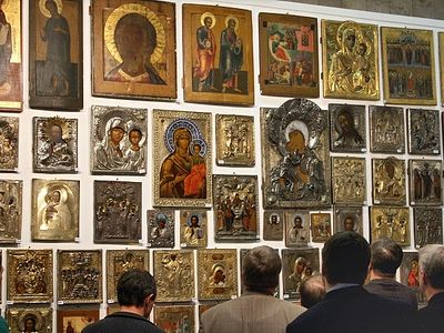 Police in Moscow find stolen old icon worth million dollars