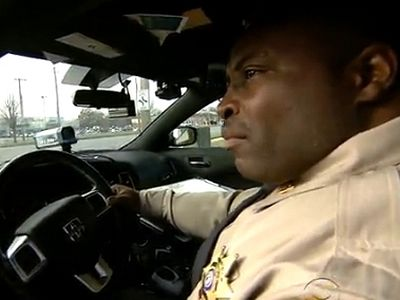 Police Officers Pull Over Drivers In Need, Hand Out $100,000 From 'Secret Santa'