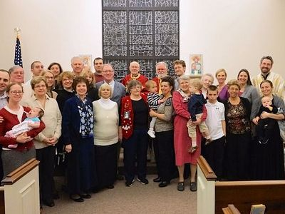 First liturgy of Eastern Orthodoxy on the Eastern Shore held in Easton