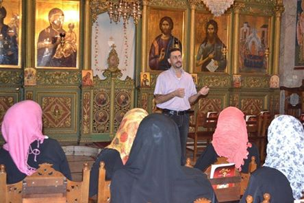 The number of Christians on the Arabian Peninsula is increasing
