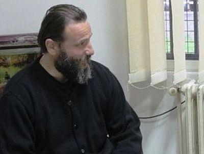Митрополит Волоколамский Иларион посетил архиепископа Иоанна, томящегося в узах