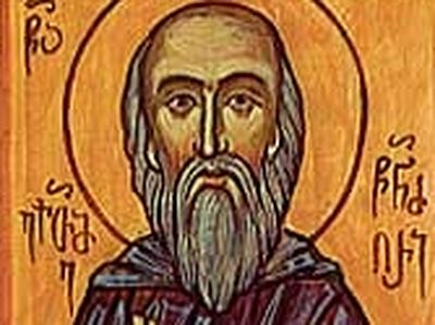 Venerable Ekvtime, Abbot of the Monastery of St. John the Baptist (†1804)