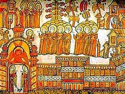 "Symbolism of the Orthodox monastery in ""The walk of Agapius to paradise"""