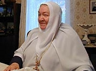 Abbess of all Russia