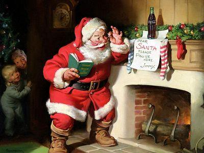Санта Клаус или Дед Мороз? Правильный ответ: свт. Николай
