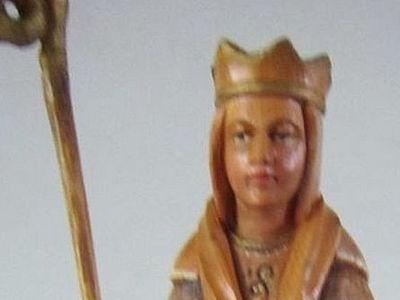 Venerable Samthann, Abbess of Clonbroney in Ireland