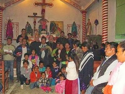 Миссионеры Православной Церкви в Америке посетят православных ацтеков в Мексике