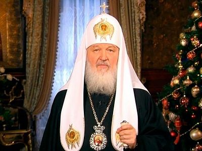 "Patriarch Kirill: ""Any crisis is based on people's lack of moral well-being"""