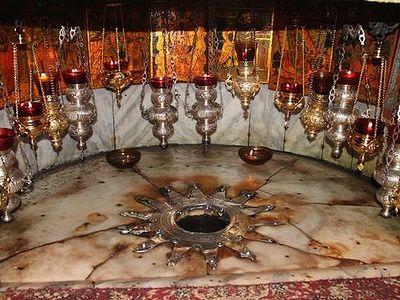 На Святой Земле православные отметили праздник Рождества Христова