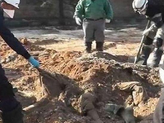 Обнаружена еще одна братская могила умученных «ИГ» христиан