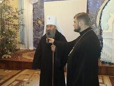 Начался визит Предстоятеля УПЦ в западные епархии