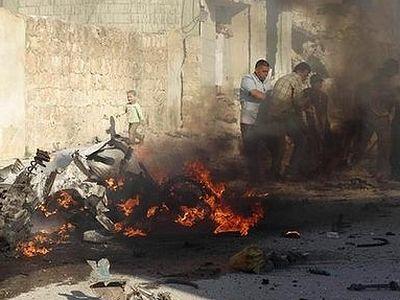Вооруженные силы т.н. «сирийской оппозиции» обстреляли алеппскую церковь