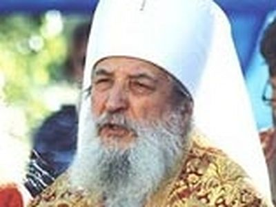 Metropolitan Laurus: Both Parts of the Russian Church are Preparedfor Frank and Constructive Dialog: Interfax