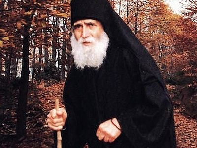 Elder Paisios of Mount Athos Canonized