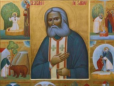 Почитание преподобного Серафима Саровского в Румынской Православной Церкви